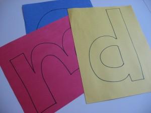 Alphabet Craft