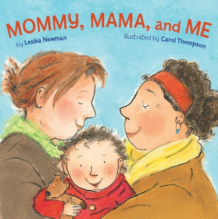 9 books about families with gay and lesbian parents no for Home by me download