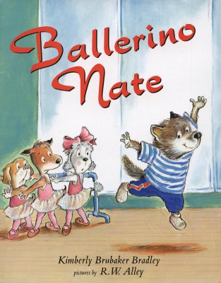 Nate the Ballerino