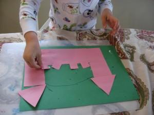 Shape Castle