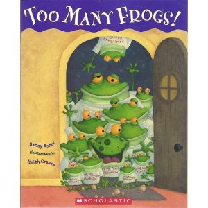 books about frogs for kids