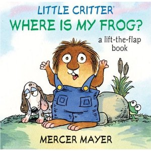 Where is my frog