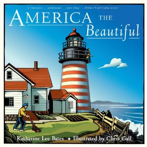 America The Beautiful Chris Gall