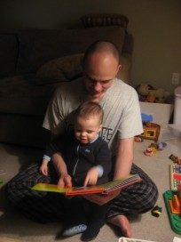 Baby Can Read w/ you
