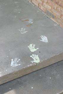 Driveway Graffiti