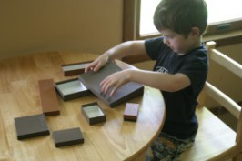 Fun and Learning with Boxes