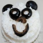 Panda Bear Rice Balls