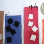 texture sorting preschool