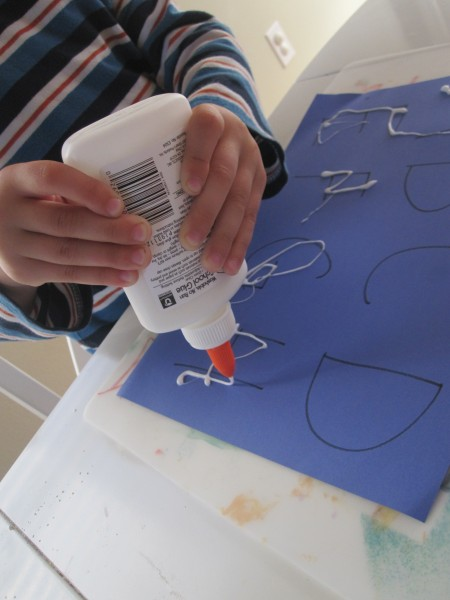 Glue Tracing