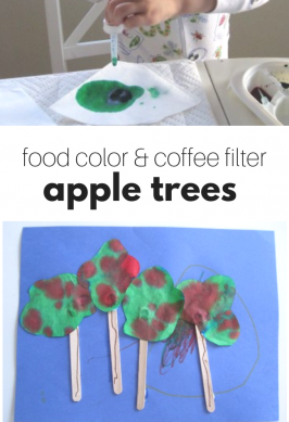 Apple Orchard Craft