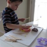 Play-Dough Activities