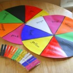 Color Wheel Match!