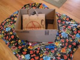 Cardboard Box Dream House