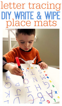 letter tracing preschool