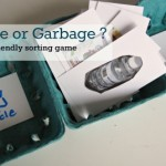 Recycling Think and Sort Game
