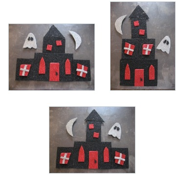Halloween Craft Ideas  Grade on Halloween Crafts From Our Archives   No Time For Flash Cards