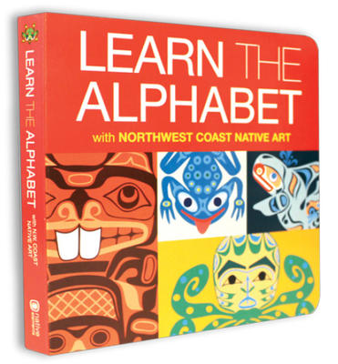 Learn The Alphabet With NorthWest Coast Native Art By Ryan Cranmer And Others Was An Amazing Gas Station Find Yes I Said