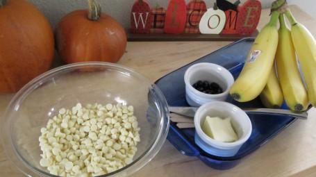 halloween ghost treats