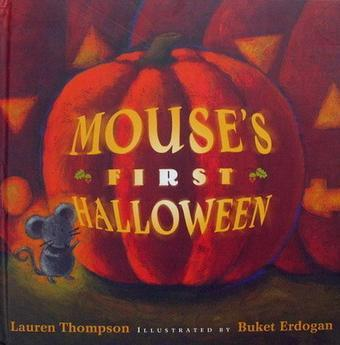 mouses first halloween