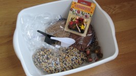 Thanksgiving Sensory Tub