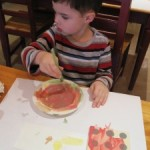 Plate For Santa – Crafty Field Trip