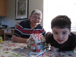 Grandad and Gingerbread 2010