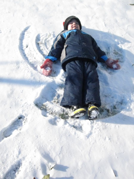 how to make snow science experiment