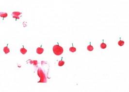 Fine Motor Apples