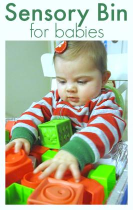 Baby's 1st Sensory Tub