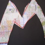 Map M – Letter of The Week and Geography Lesson.