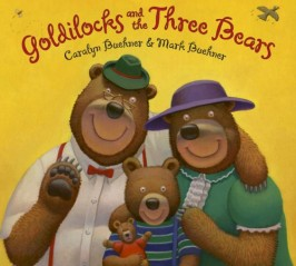 Books About Goldilocks and the Three Bears