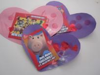 Semi Handmade Valentines