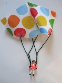 Playmobil Parachute