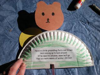 groundhog 014 - Groundhog Day Activity For Kindergarten
