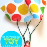 Toy Parachute Craft