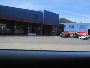 Real Fire Station