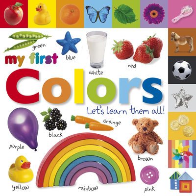 my first colors - Colors Book