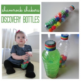 Shamrock Shakers – Discovery Bottles