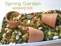 spring sensory activities