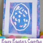 Easter Relief Painting