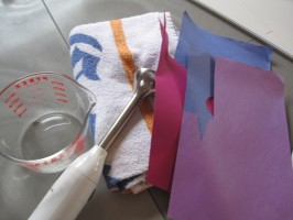 DIY Recycled Paper Craft