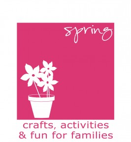 Free Spring Crafts eBook !