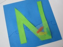 N Net Letter of the week