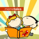 MeMeTales Mobile Reader App & Letter Craft