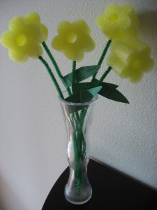 Flower Crafts for Mother's Day