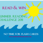 Summer Reading Challenge 2011- Read & Win