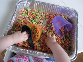Fruity Sensory Tub