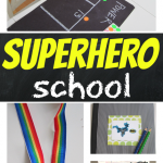 Superhero School – Learning Activities