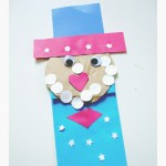 uncle sam puppet for 4th of july craft