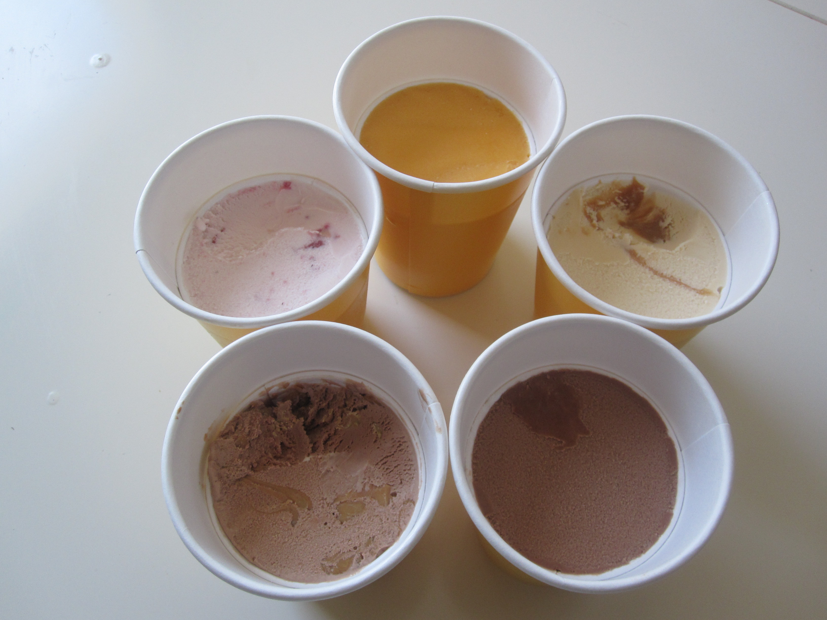 5 senses ice cream taste test no time for flash cards invite